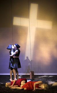 Les quatre jumelles, opéra-bouffe de Régis Campo