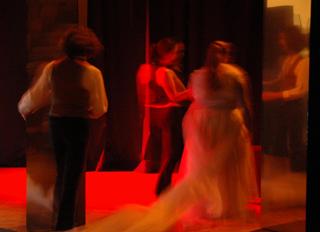 Orphée et Eurydice, version avec piano, par la compagnie Manque pas d'Airs