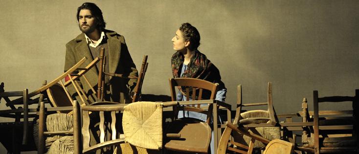 La Navarraise, opéra de Massenet, photographié par Jean-Antoine Raveyre