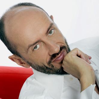 le chef baroque Hervé Niquet