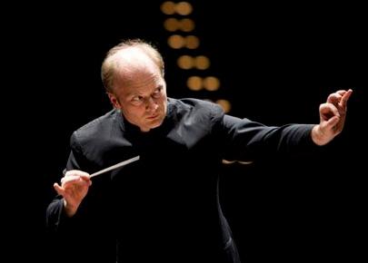 le chef d'orchestre italien Gianandrea Noseda