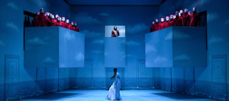Otello de Rossini à Lausanne, mis en scène par Gian Carlo del Monaco