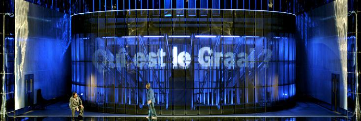 Ruth Walz photographie Parsifal à l'Opéra Bastille (Paris)