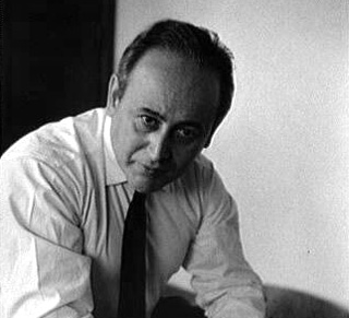 le poète Paul Celan photographié par Gisèle Freund