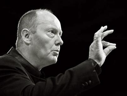 le chef Paul McCreesh photographié par Nicolas Brodard