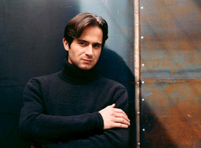 le pianiste Piotr Anderszewski photographié par Sheila Rock