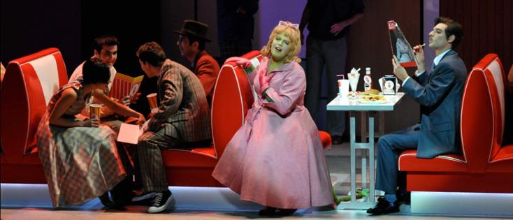 Platée, de Rameau, à Strasbourg... affreux !