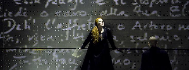 Francesco Negrin met en scène I Puritani de Bellini au Grand Théâtre de Genève