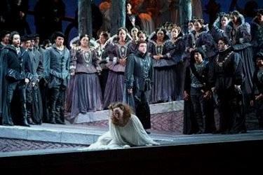Frédéric Stéphan photographie Les puritains de Bellini à l'Opéra de Toulon