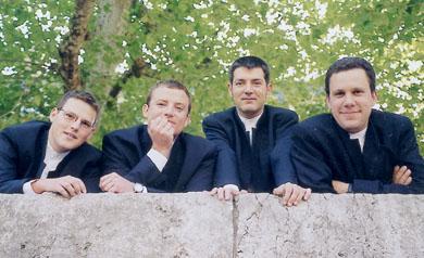 le Quatuor Johannes se produit au Musée d'Orsay (Paris)
