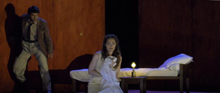 l'Atelier Lyrique de l'Opéra National de Paris joue Le viol de Lucrèce (Britten)