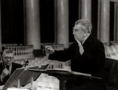 Le compositeur russe Reinhold Glière