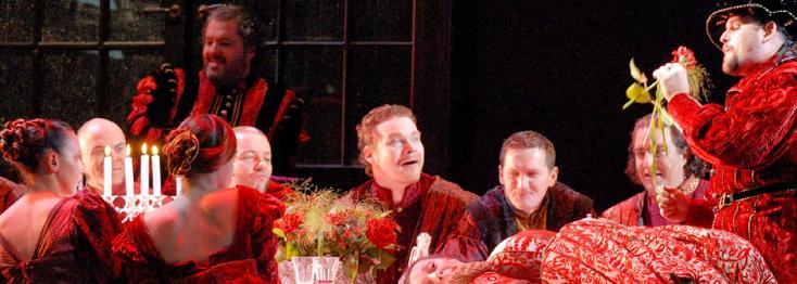 Guy Joosten signe un nouveau Rigoletto à l'Opéra-Théâtre de Saint-Étienne