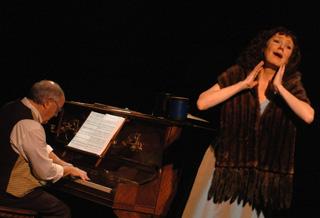 Yvette et Sigmund, fantaisie de Delavault