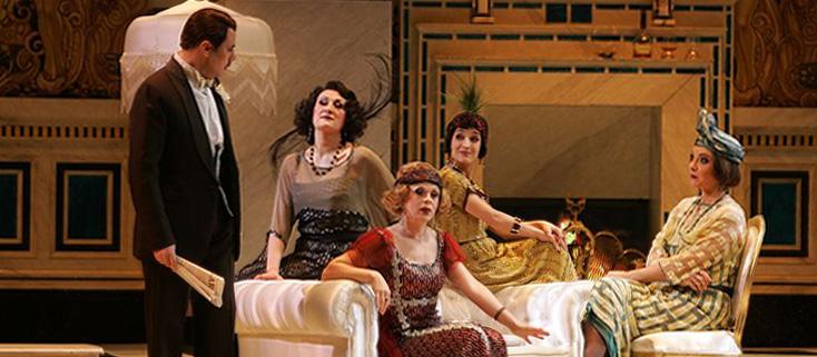 La rondine, opéra de Giacomo Puccini