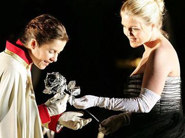Der Rosenkavalier de Strauss : Angelika Kirchschlager et Miah Persson
