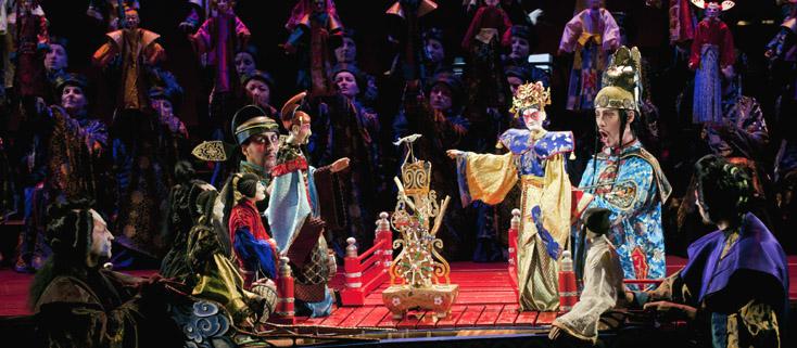 Au Festival d'Aix-en-Provence, l'incroyable féérie du Rossignol de Stravinsky