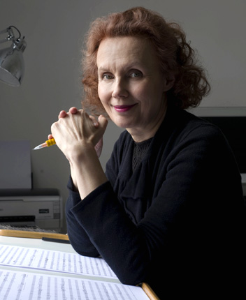 Kaija Saariaho interviewe par Bertrand Bolognesi pour Anaclase