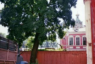 Saint-Pétersbourg, juillet 2001, photographie de Bertrand Bolognesi ©