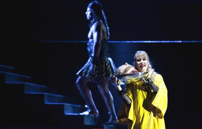 Salome, opéra de Richard Strauss (Opéra national de Paris)