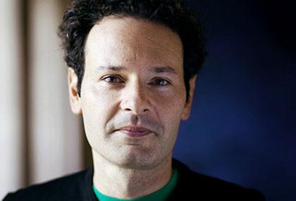 le compositeur italien Valerio Sannicandro joué à l'IRCAM