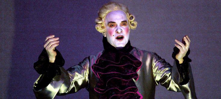 Bruno Maderna : Satyricon et Journal vénitien – à l'Opéra de Nancy, 2004