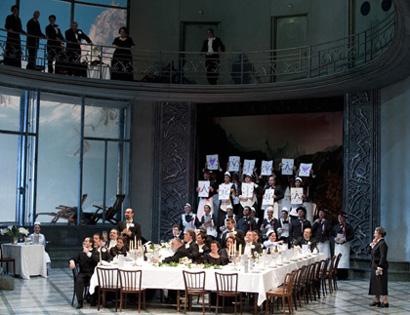 La sonnambula de Bellini, par Natalie Dessay à l'Opéra national de Paris