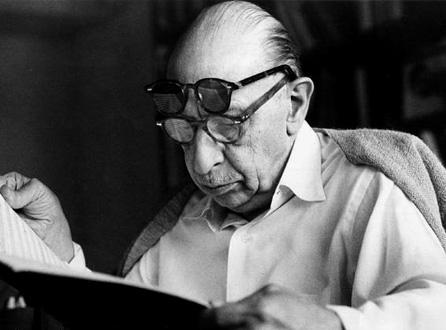 Igor Stravinsky à la fête des cent ans du LSO, osus la battue de Pierre Boulez
