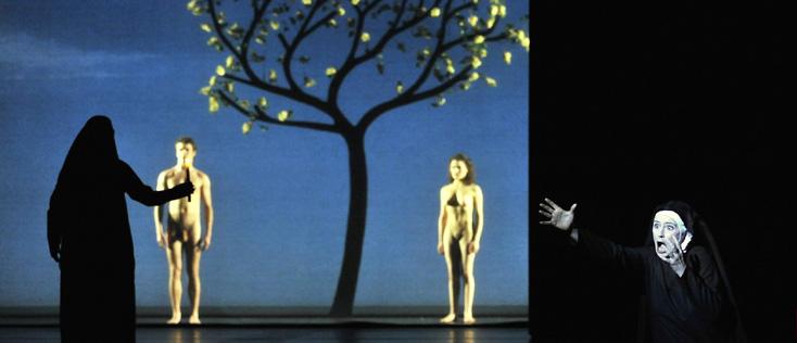 Sancta Susanne, opéra de Hindemith, présenté à Montpellier