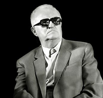 le compositeur soviétique Gueorgui Sviridov