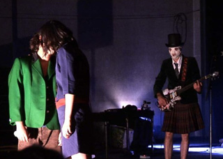 Jean la Chance, spectacle musical de François Orsoni d'après Brecht