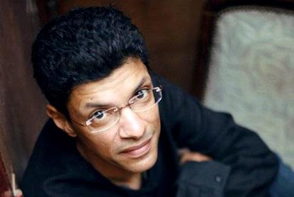 le compositeur Thierry Pécou photographié par Alain Llobregat