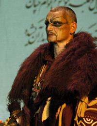 Gengis Khan, spectacle du Théâtre de l'Estrade