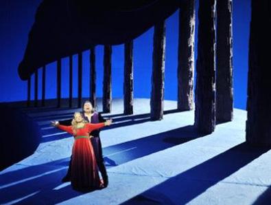 Tristan und Isolde (Wagner) au Liceu (Barcelone)