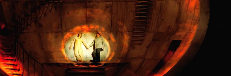 Bertrand Stofleth photographie Tristan und Isolde à l'Opéra de Lyon