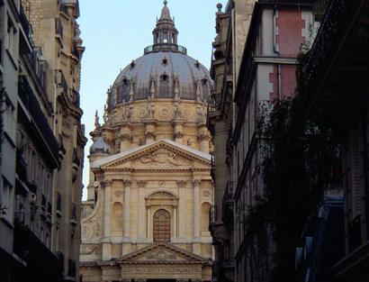 Église du Val-de-Grâce (Paris), photographiée par Bertrand Bolognesi (2003)