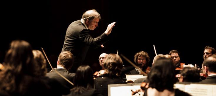 Valery Gergiev dirige le World Orchestra for Peace au Salzburger Festspiele