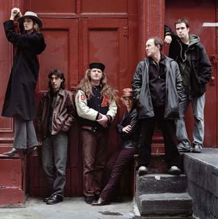 concert-vidéo Bang on a Can All-Stars au Théâtre de la Ville, en 2005