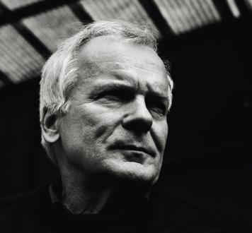 le compositeur français d'origine slovène Vinko Globokar (né en 1934)