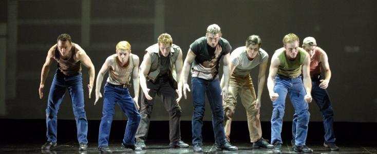 West Side Story, comédie musicale de Leonard Bernstein