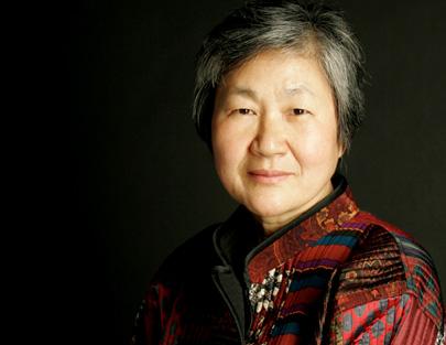 Si-Chan Park photographie la compositrice coréenne Younghi Pagh-Paan