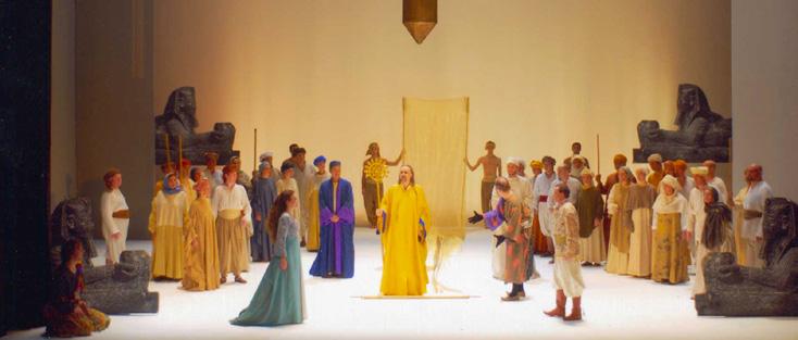 Die zauberflöte à l'Opéra-Théâtre d'Avignon, en 2007